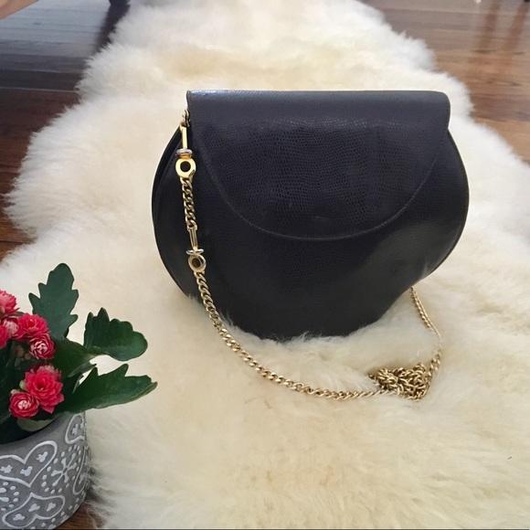 Rodo Handbags - Vintage Rodo Leather Crossbody